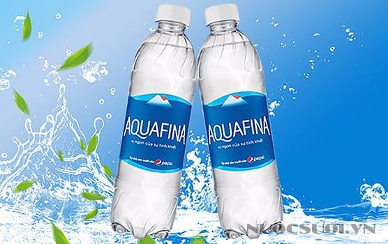 giao nước aquafina tận nơi