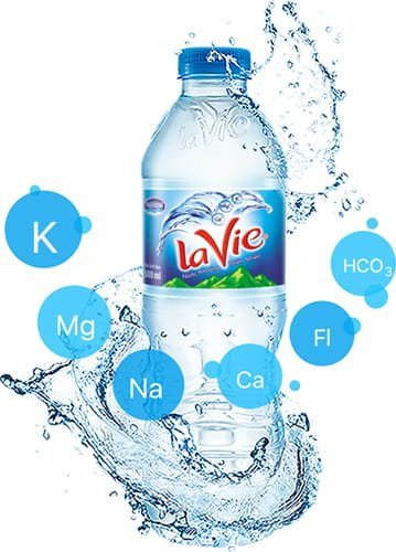 Khoáng chất nước Lavie