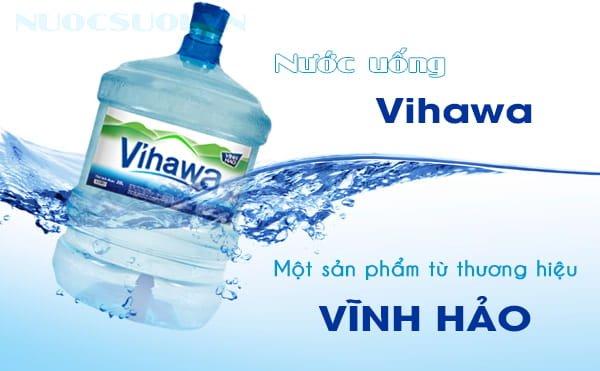 Nước Vihawa 20L - Vĩnh Hảo